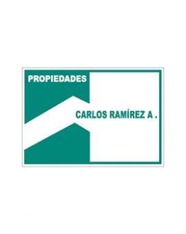 PROPIEDADES CARLOS RAMIREZ A.