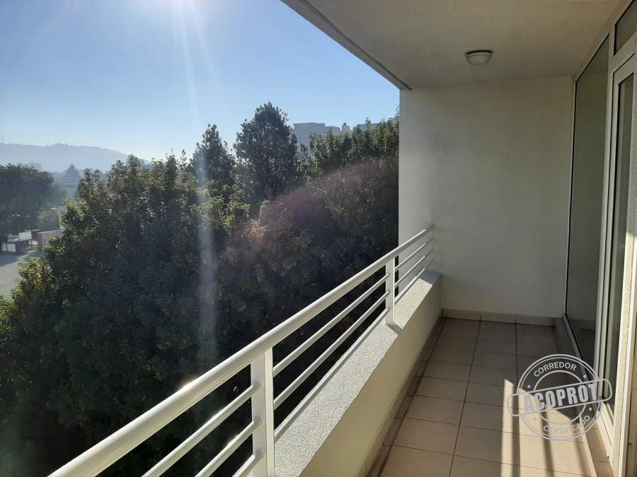 Hermoso departamento Edificio Espacio Lugano